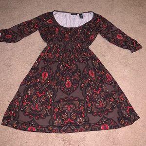 New York & Company Stretch Midi Dress